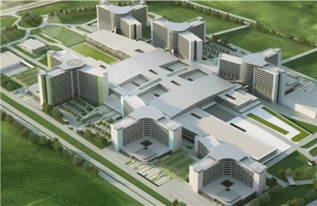 Ankara Etlik Integrated Health Campus